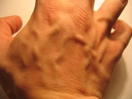 hand veins 01 -aphasia100stock by aphasia100stock