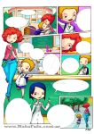Kids Comic Sample by Mako-Fufu
