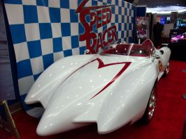 Speed Racer Mach 5 by 5tring3r