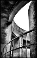 Concrete Spiral by Leitc