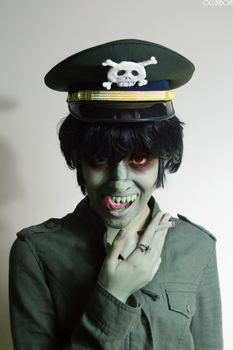 Murdoc Niccals  Dirty Harry by LaisAbove