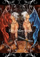 Devil May Cry V D by Akuhen