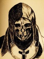 Corvo Attano by migz7