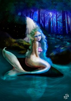 Pisces by Iridescence-art