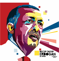Erdogan in WPAP by setobuje
