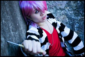 LD1: Guilio di Bondone by christie-cosplay