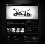 Koenigsegg Practice project by FIAMdesign