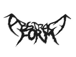 Abstract Form Logo 1st Draft by Nino666