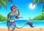 Summer Day by DolphyDolphiana