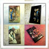 Avatar Light Switches by thedustyphoenix