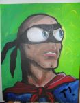 Wyliman Painting by thalia-is-crazy