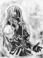 Sephiroth's Madness by bienmexicano
