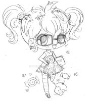 Creative Candy Obsession WIP by YamPuff