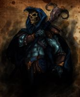 Skelletor Masters of the Universe Tribute by CaptainButano