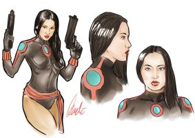 uson mocha girls by draftershipman