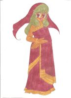 Indian Princess by animequeen20012003