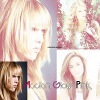 Accion Glow Pink by laughlikedemi