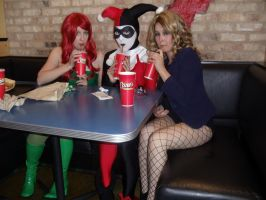 FCBD: Bad Girls Love Cane's by jokersdoll