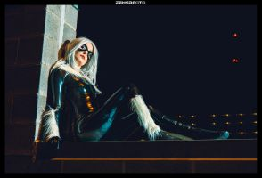 Black Cat, Animazement 2014 (2) by theARTofCARNAGE