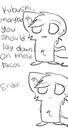 Tacos by chlckadee