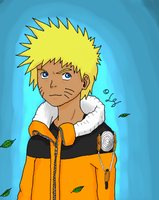Naruto by Lind-a