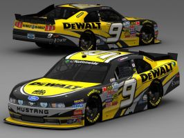 Marcos Ambrose Fictional by Driggers