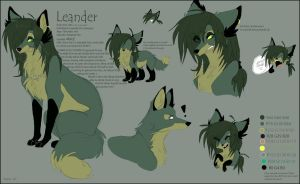 Leander Reference by Trixity