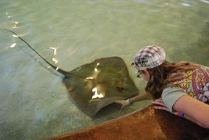 Me and Stingray by blackstormwarrior