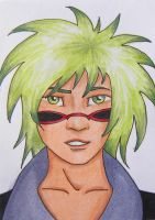 ATC: Absinthe Fairy Undercover by Athalour