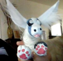 ooak/ plush WIP! by chicho-angeldragon