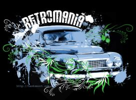 Retromania by hawksmont