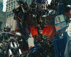 optimus prime and sideswipe by ashm13