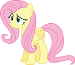 Fluttershy - What? by GeoNine