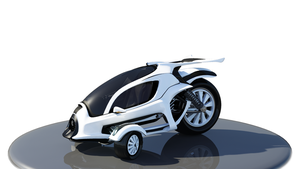 Apple icar by ivul