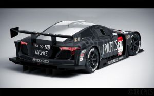 SuperGT GT500 LF-A Concept 3 by The-IC