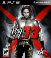 WWE'13 Heath Slater by Roselyne777
