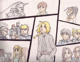 Uh..FMA characters? by phillie-chan