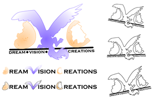 Dream Vision Creations - Logo by Sunnybrook1