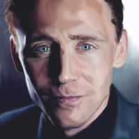 Tom Hiddleston by Alex-Mars