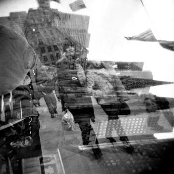 nyc holga 4 by malomorgen