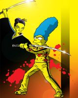 Kill Homer by jlfletch