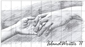 Sketch: Don't Let Me Go by IslandWriter