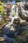 Gibraltar Falls by MBoulad by crikey