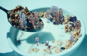 City Cereal by eumipok