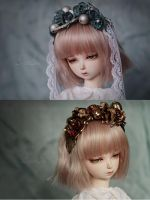 New wreaths in small size by AyuAna