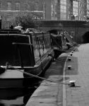 Canal Boat by Preachman