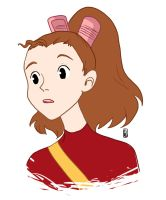 Arrietty by Homemadedarkmark