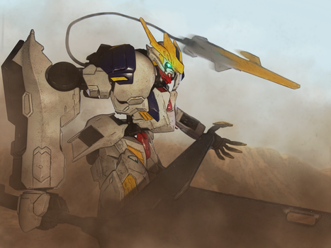 Barbatos, King of the Wolves by PrimevalRaptor