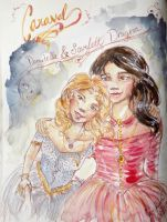 The Two Sisters of Caraval by jeanlee19