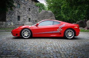 360 Modena - 5 by Dhante